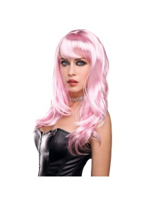 Peruka Pleasure Wigs - model Candy Wig Baby Pink