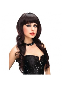 Peruka Pleasure Wigs - model Jenna Wig Brown