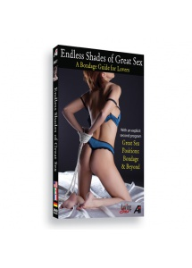 DVD edukacyjne - Alexander Institute Endless Shades of Great Sex Educational DVD - Bondage