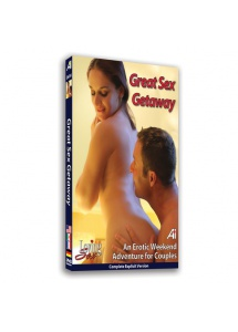 DVD edukacyjne - Alexander Institute Great Sex Getaway Educational DVD - Erotyczny Weekend