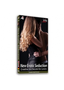 DVD edukacyjne - Alexander Institute New Erotic Seduction Educational DVD - Uwodzenie
