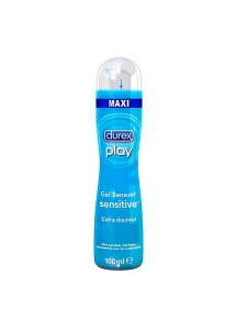 Żel nawilżający - Durex Play Sensitive Lubricant 100 ml