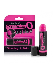 The Screaming O Vibrating Lip Balm – Wibrująca kosmetyczka Pomadka