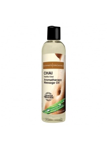 Olejek do masażu organiczny - Intimate Organics Chai Massage Oil 120 ml