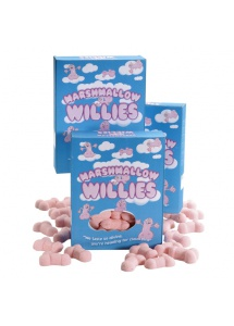 Peniski pianki - Marshmallow Willies