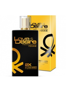 Perfumy z feromonami Love & Desire PREMIUM EDITION damskie - 100 ml