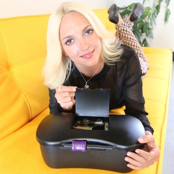 pudełko na akcesoria erotyczne wibratory zabawki