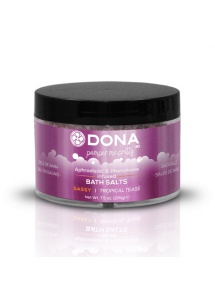 Sól z afrodyzjakami do kąpieli - Dona Bath Salt 225 ml Tropical Tease