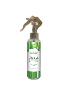 Spray czyszczący do akcesoriów - Intimate Organics Green Tea Toycleaner 125 ml