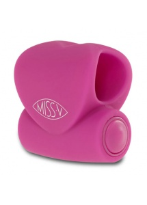 Wibrator na palec - Miss V Sweetheart Passion Pink
