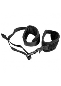 S&M Adjustable Handcuffs – Kajdanki z regulowanym pasem