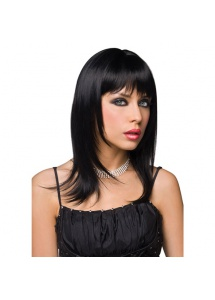 Peruka Pleasure Wigs - model Steph Wig Black