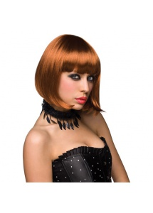 Peruka Pleasure Wigs - model Cici Wig Red