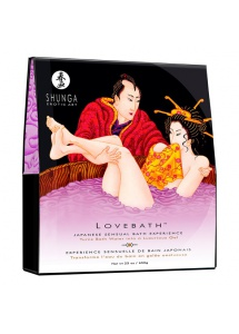 Żel do kąpieli - Shunga Lovebath Sensual Lotus