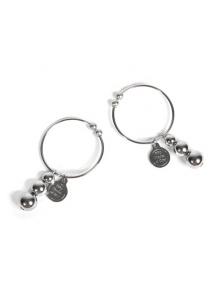 50 twarzy Greya -  Kolczyki do sutek Pleasure Pain Nipple Rings