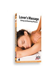 DVD edukacyjne - Alexander Institute Lover\'s Massage Educational DVD - Masaż