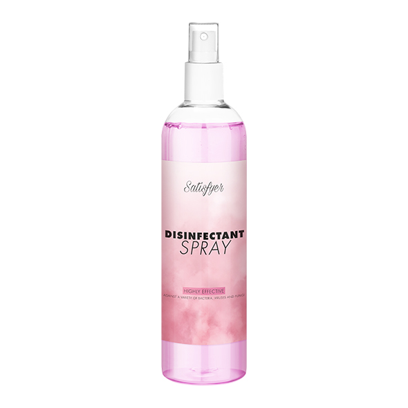 Delikatny spray czyszczący - Satisfyer Women Disinfectant Spray