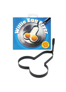 Foremka do jajek sadzonych - Rude Shaped Egg Fryer Willie