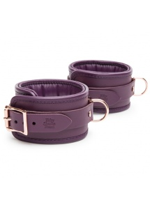 Kajdanki na kostki - Fifty Shades of Grey Freed Cherished Lim. Collection Leather Ankle Cuffs