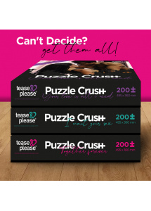 Puzzle erotyczne dla par - Puzzle Crush Your Love is All I Need