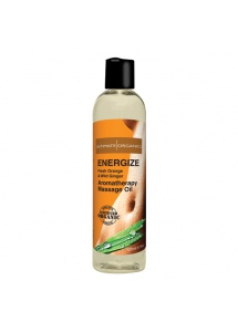 Olejek do masażu organiczny - Intimate Organics Energize Massage Oil 120 ml