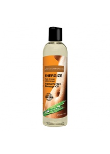 Olejek do masażu organiczny - Intimate Organics Energize Massage Oil 240 ml