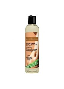Olejek do masażu organiczny - Intimate Organics Sensual Massage Oil 120 ml