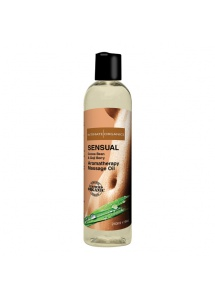 Olejek do masażu organiczny - Intimate Organics Sensual Massage Oil 240 ml