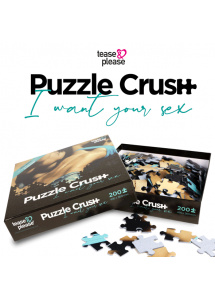 Puzzle erotyczne dla par - Puzzle Crush I Want Your Sex