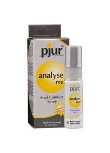 Spray nawilżając analny Pjur - Analyse Me Spray 20ml