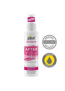 Spray po goleniu dla kobiet - Pjur Woman After You Shave Spray 100 ml