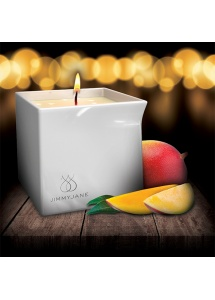 Świeca do masażu - Jimmyjane Afterglow Massage Candle  Mango