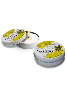 Świeca do masażu - Petits Joujoux Massage Candle 33g kokos