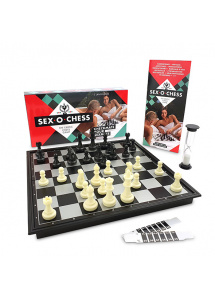 Szachy erotyczne - Sex-O-Chess The Erotic Chess Game PL