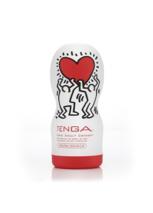 TENGA Masturbator - ONACUP DEEP THROAT Keith Haring