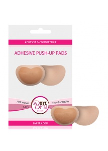 Wkładki Cieliste push-up - Bye Bra Adhesive Push-Up Pads