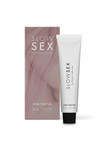 Żel do seksu analnego - Bijoux Indiscrets Slow Sex Anal Play Gel