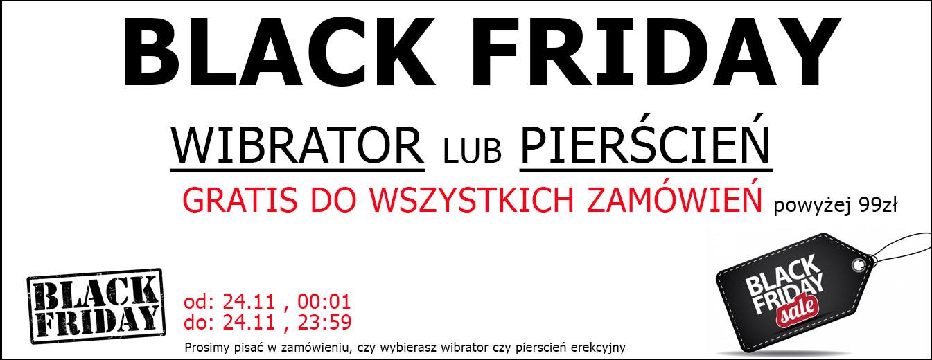 Black Friday Czarny piątek